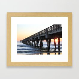 Summer's Light Framed Art Print