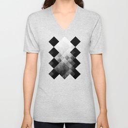Abstract XVI Unisex V-Neck
