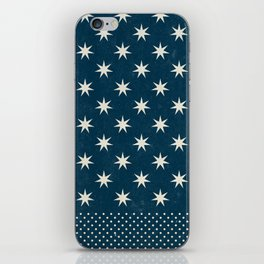 star dot iPhone Skin