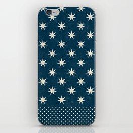 star dot iPhone Skin