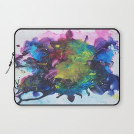 Watercolor Texture Laptop Sleeve