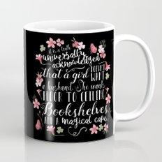 Truth Universally Acknowledged Mug