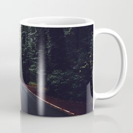 The woods have eyes Coffee Mug