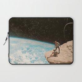 Edge of the world Laptop Sleeve