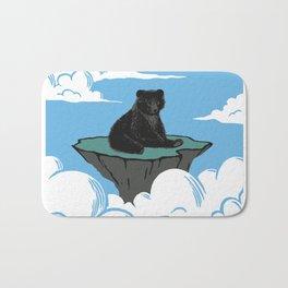 Lonely Bear Bath Mat