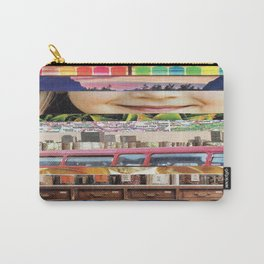 Collage - Untitled Carry-All Pouch
