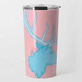 Pink Breeze Travel Mug