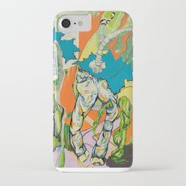 I Want To Live With You, Even When We're Ghosts iPhone Case