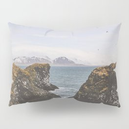 Pathway to the Sea Pillow Sham