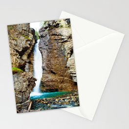 Johnston Canyon Stationery Cards