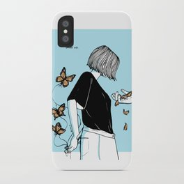 Grow Up iPhone Case