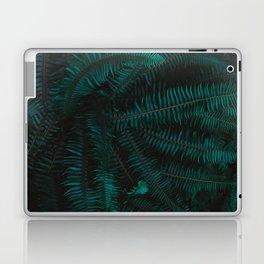 Blue Fern Twilight Laptop & iPad Skin
