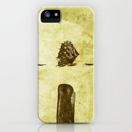 Jonah, Where's That Boat Going? iPhone Case