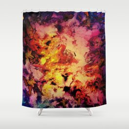 Welcomed heat Shower Curtain