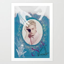 Noah Czerny 1 Art Print