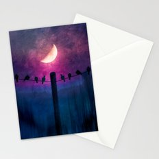 Symphony (colour option) Stationery Cards