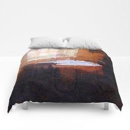 Tea Shop Comforters