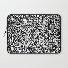 Black Chains Laptop Sleeve