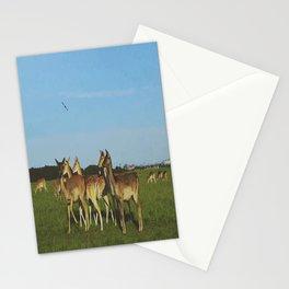 Oh Deer (Artistic/Alternative) Stationery Cards