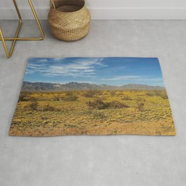 The New Mexico I know Rug