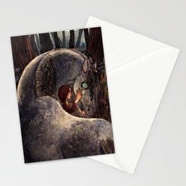 Kelpie & His Lady Stationery Cards