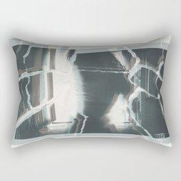 Broken window 2 Rectangular Pillow
