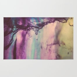Purple Fluorite from our Earth Rug