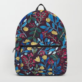Fall Flavors Violet Backpack
