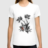 renaissance T-shirts featuring Renaissance Noir II by Olivia Cho