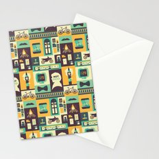 Empty Hearse Stationery Cards