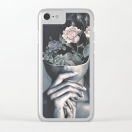 inner garden Clear iPhone Case