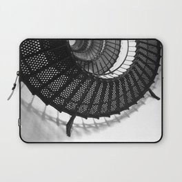 Spiral Stairs Laptop Sleeve