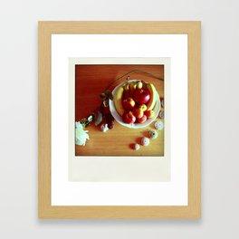 Still Life #1 Framed Art Print