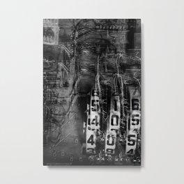 Keeping Count... Metal Print