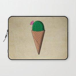 Cactus ice cream Laptop Sleeve