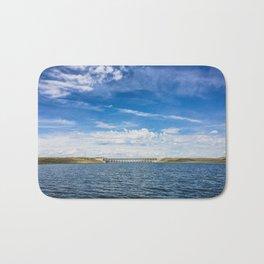 Fort Peck Spillway, Fort Peck Lake, Montana Bath Mat