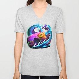 Ocean Splendor Unisex V-Neck