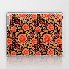 Khokhloma Kulture Pattern Laptop & iPad Skin