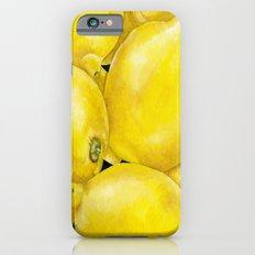 Fresh Lemons iPhone 6s Slim Case