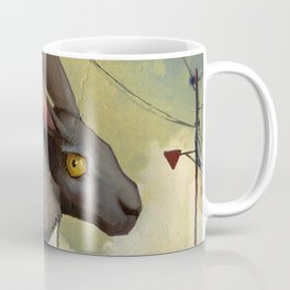 Melancholic rabbit Coffee Mug