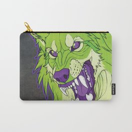 Ravewolf - Lime and Grape Carry-All Pouch
