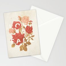 Lost In Fame II Stationery Cards