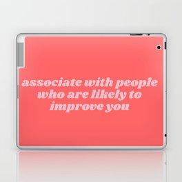 seneca quote Laptop & iPad Skin