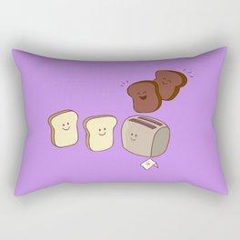 Toasty Business! Rectangular Pillow