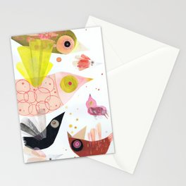 birds and more birds... Stationery Cards