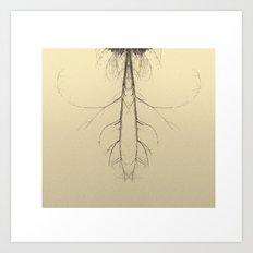 branches#05 Art Print