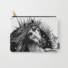 The Black Unicorn - Uniqueorn Carry-All Pouch