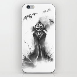 The Count von Count iPhone Skin