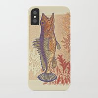 brasil iPhone & iPod Cases featuring Gugupuguacu Brasil by Enrique Parra Aldama