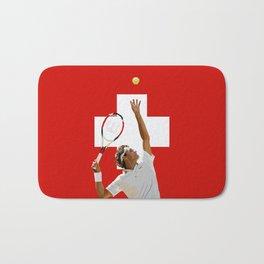 Roger Federer | Tennis Bath Mat